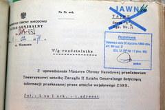 Prezentacja dokumentów dotyczących Grudnia'70 i stanu wojennego