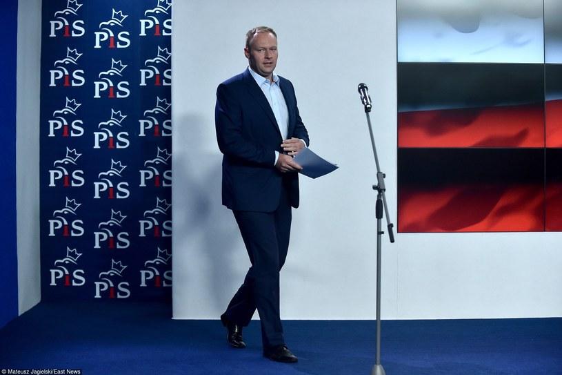 Prezentacja najnowszego spotu PiS /Mateusz Jagielski /East News