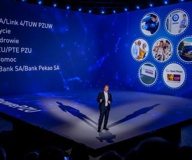 Prezentacja nowej strategii Grupy PZU - 9 stycznia 2018 roku.