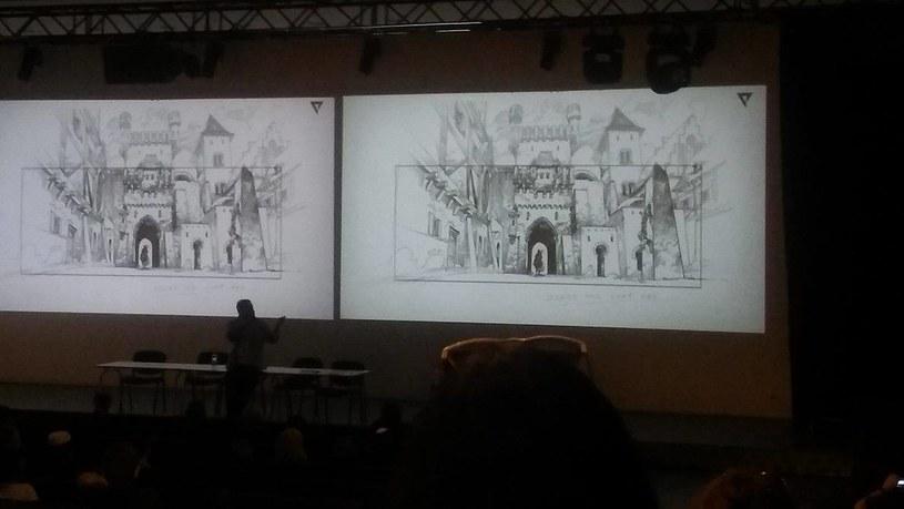 Prezentacja Platige Image na Polconie /CD Action