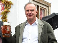 Prezes Bayernu serwował rywalom białe kiełbaski