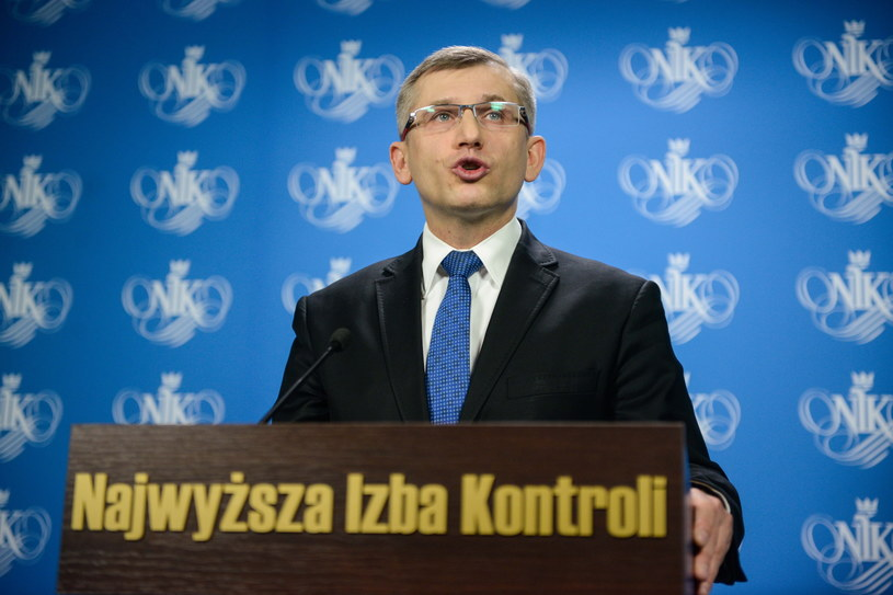 Prezes Najwyższej Izby Kontroli - Krzysztof Kwiatkowski /Jakub Kamiński   /PAP