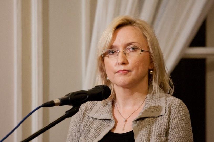 Prezes NFZ Agnieszka Pachciarz /Krystian Maj /Reporter