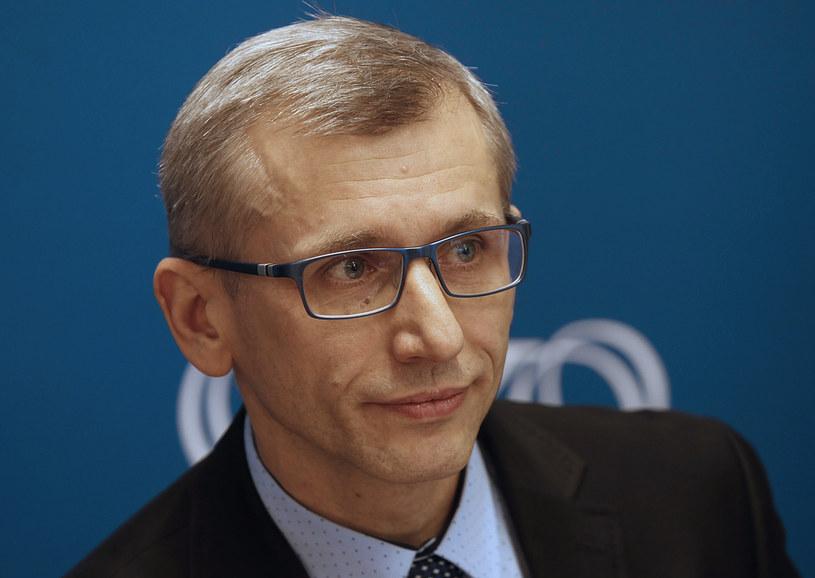 Prezes NIK Krzysztof Kwiatkowski /Arkadiusz Lawrywianiec /FORUM