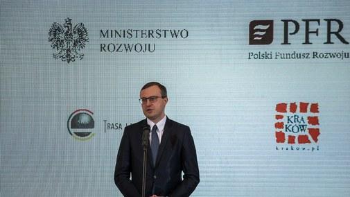 Prezes PFR: Czekamy na kolejne samorządy