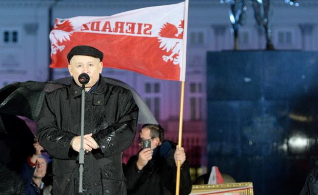 Prezes PiS: 10 kwietnia 2018 roku staną pomniki ofiar katastrofy i Lecha Kaczyńskiego