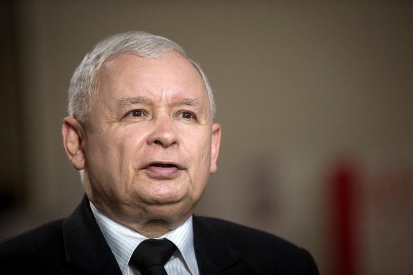 Prezes PiS Jarosław Kaczyński /fot. Michal Wozniak /East News