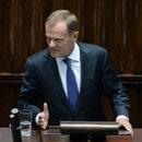 Prezes PiS kontra premier Tusk