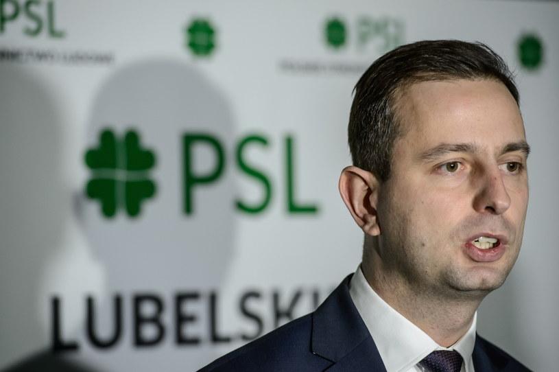 Prezes Polskiego Stronnictwa Ludowego Władysław Kosiniak-Kamysz /Wojciech Pacewicz /PAP