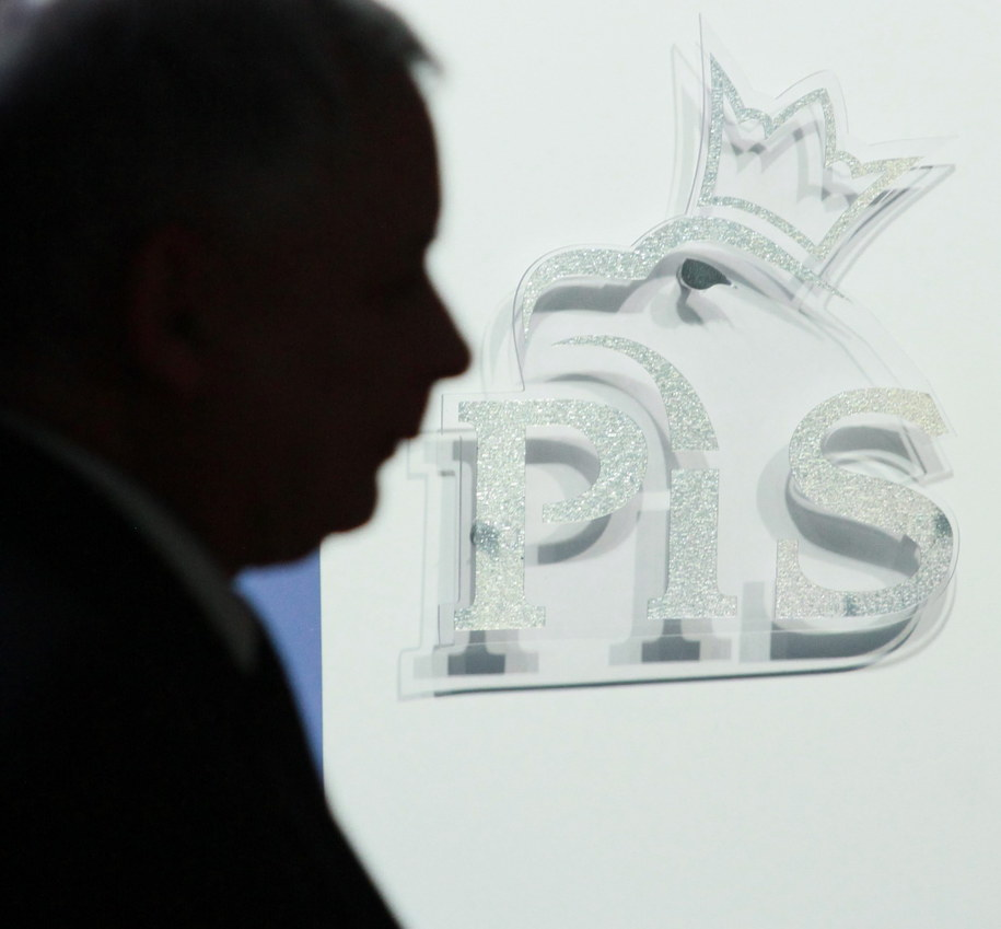 Prezes Prawa i Sprawiedliwości Jarosław Kaczyński /Stanisław Rozpędzik /PAP