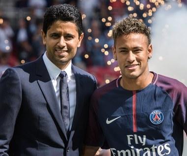 Prezes PSG: Za dwa lata Neymar będzie wart 400 milionów. Wideo