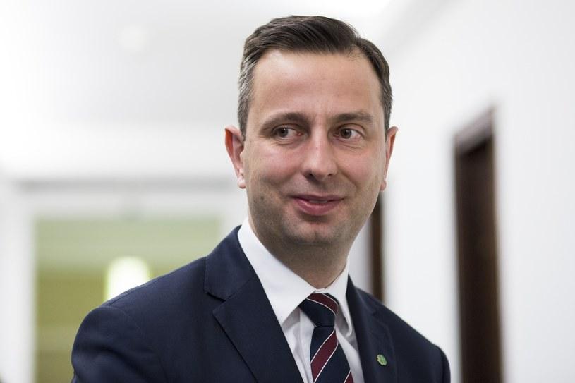Prezes PSL Władysław Kosiniak-Kamysz /Andrzej Hulimka  /Reporter