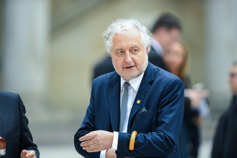 Prezes TK prof. Andrzej Rzepliński /Jan Graczyński /East News