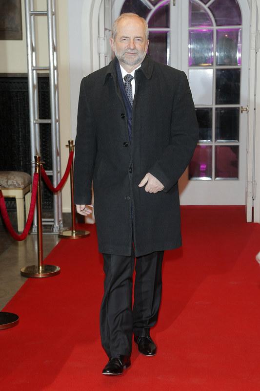 Prezes TVP Juliusz Braun /Podlewski /AKPA