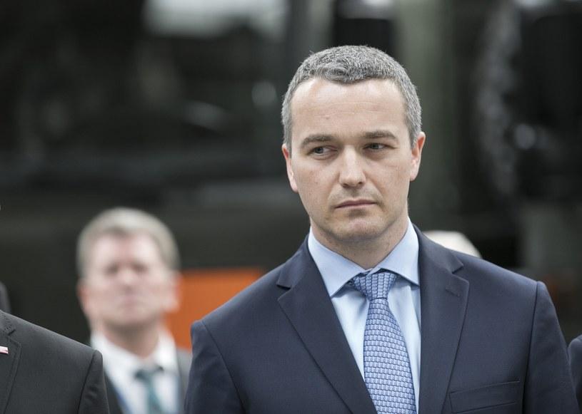 Prezes Zarządu PGZ S.A. Błażej Wojnicz /Leszek Kotarba  /East News