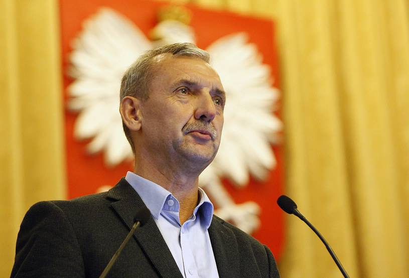 Prezes ZNP Sławomir Broniarz /Krzysztof Szymczak /East News
