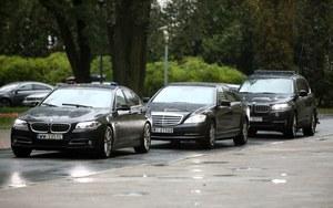 Prezydenckie samochody w opłakanym stanie
