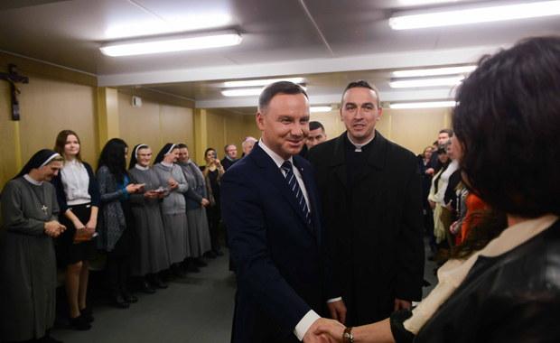 """Prezydent Andrzej Duda na własne życzenie dał się znów """"wpuścić w maliny"""""""