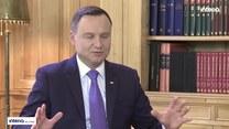 Prezydent Andrzej Duda o zgodzie narodowej