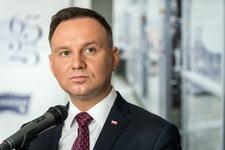 Prezydent Andrzej Duda skomentował spotkanie z Angela Merkel