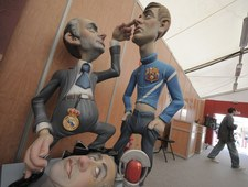 Prezydent Barcelony: Mourinho nie może uniknąć kary!