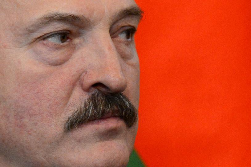 Prezydent Białorusi Aleksandr Łukaszenka /Kirill Kudryavtsev /AFP