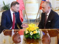 Prezydent Duda na Słowacji