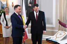 Prezydent Duda otrzymał najwyższe łotewskie odznaczenie państwowe