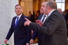 Prezydent Duda w Gruzji: Razem wobec agresywnego świata