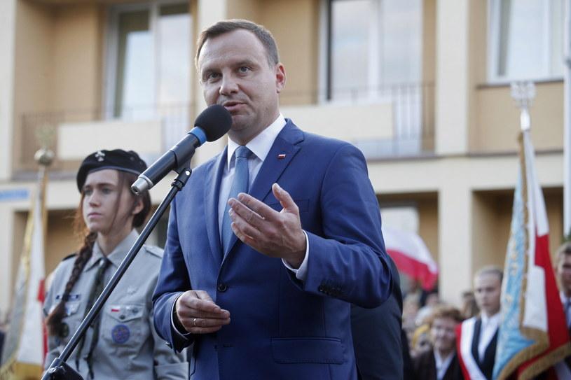 Prezydent Duda z wizytą na Podlasiu /PAP/Artur Reszko /PAP