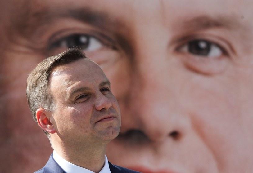 Prezydent elekt Andrzej Duda /Stanisław Kowalczuk /East News