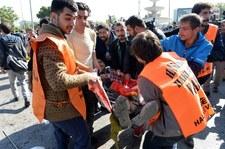 Prezydent Erdogan potępia zamach przed dworcem w Ankarze