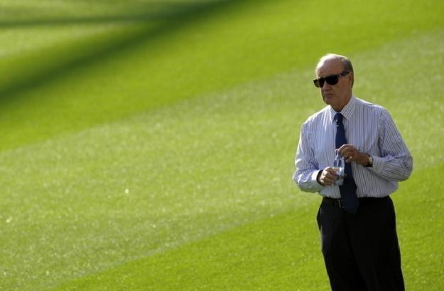 Prezydent FC Porto Jorge Pinto da Costa /AFP