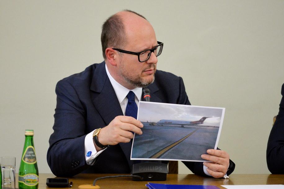 Prezydent Gdańska Paweł Adamowicz /Marcin Obara /PAP