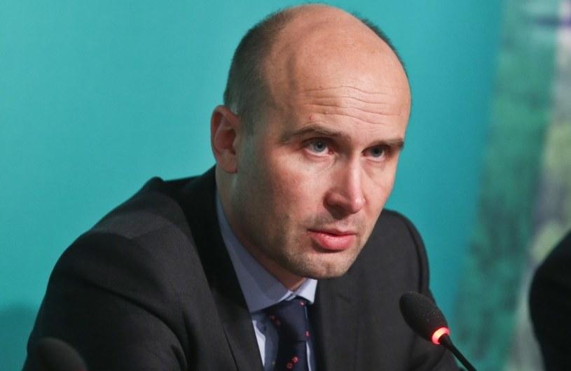 Prezydent konferencji Marcin Korolec /Rafał Guz /PAP