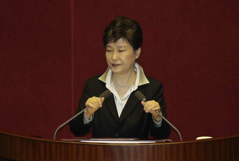 Prezydent Korei Południowej /Ryu Seung-il /East News