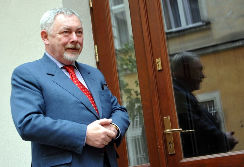 Prezydent Krakowa Jacek Majchrowski /M. Lasyk /Reporter