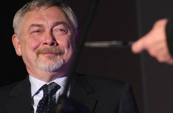 Prezydent Krakowa Jacek Majchrowski /INTERIA.PL