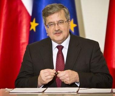 Prezydent odwołał Kopacz i Grabarczyka