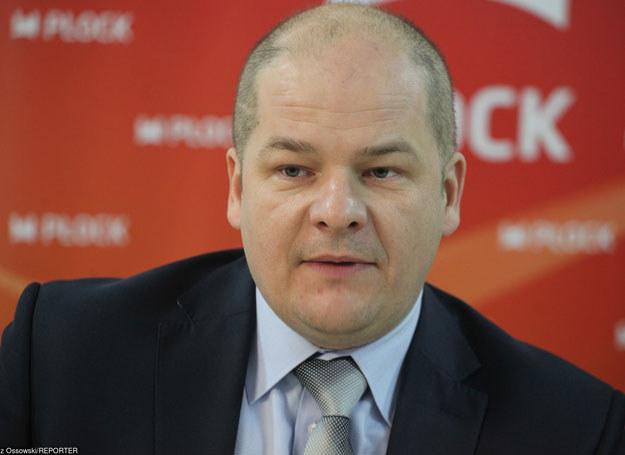 Prezydent Płocka Andrzej Nowakowski /Dariusz Ossowski/REPORTER /East News