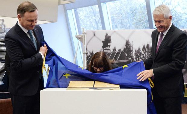 Prezydent: Przystąpienie Polski do Rady Europy było znakiem wolności