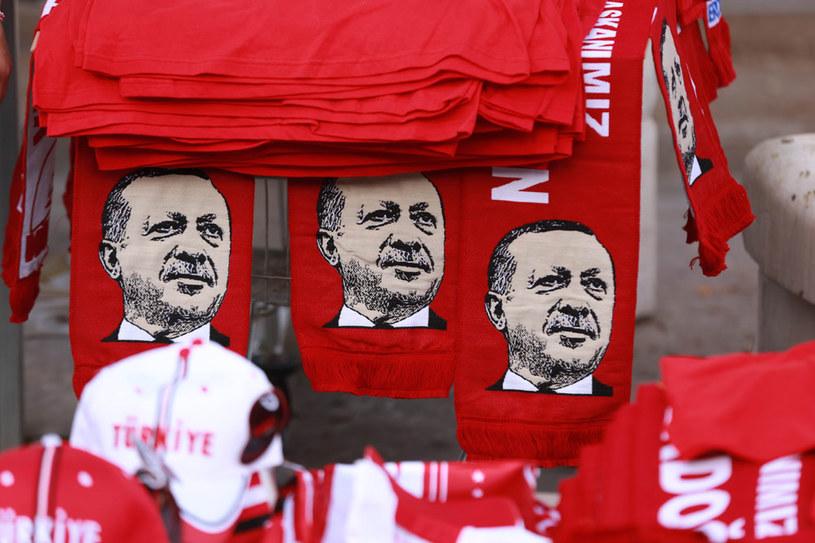 Prezydent Recep Tayyip Erdogan reformuje tureckie wojsko /AFP