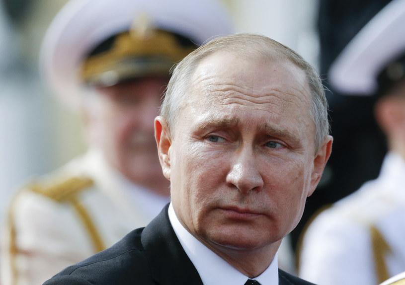 Prezydent Rosji Władimir Putin; zdj. ilustracyjne /Alexander Zemlianichenko /AFP