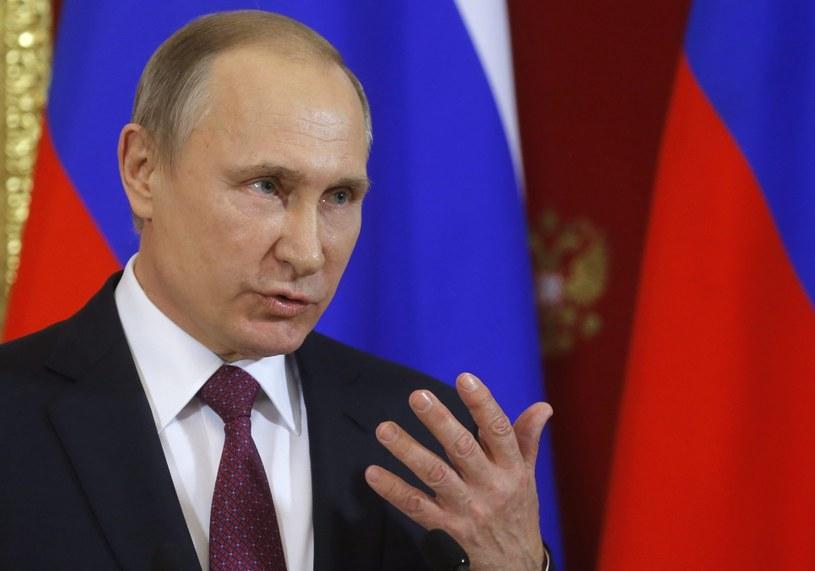 Prezydent Rosji Władimir Putin złoży wizytę na Węgrzech 2 lutego /AFP
