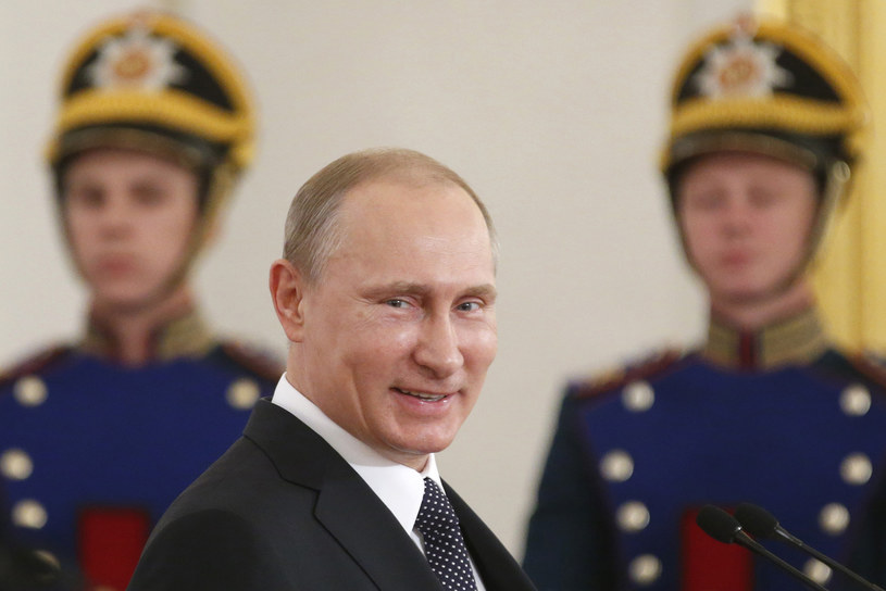 Prezydent Rosji Władimir Putin /MAXIM SHIPENKOV    /AFP