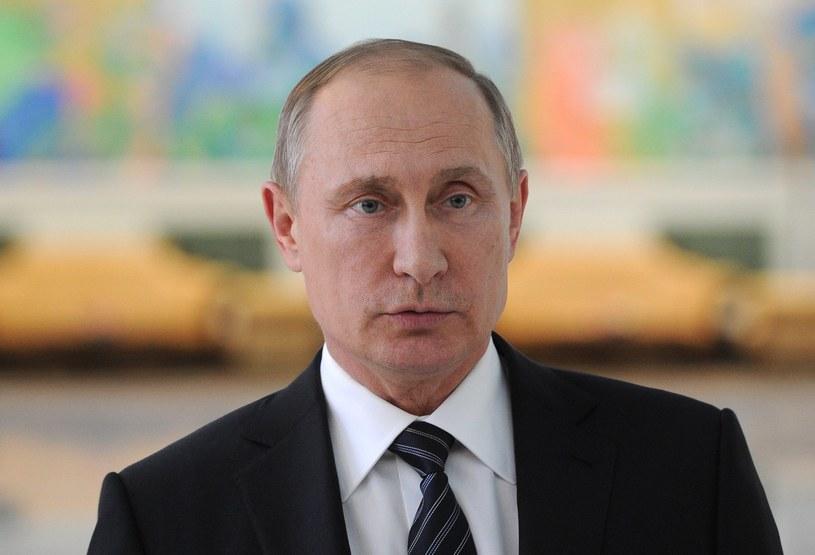 Prezydent Rosji Władimir Putin /Klimentyev/Sputnik /East News
