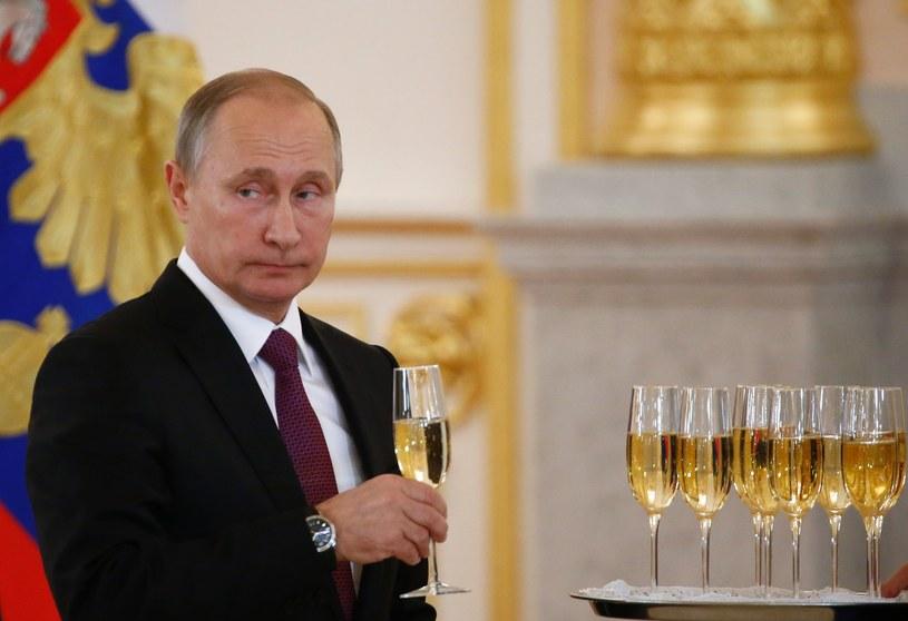 Prezydent Rosji Władimir Putin /AFP