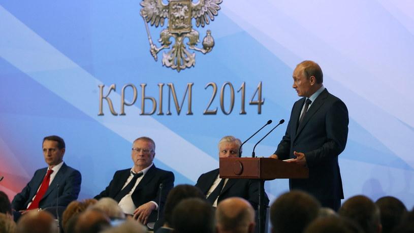 Prezydent Rosji Władmir Putin /SERGEI CHIRIKOV /PAP/EPA