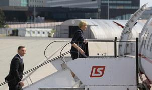 Prezydent udaje się do Norwegii