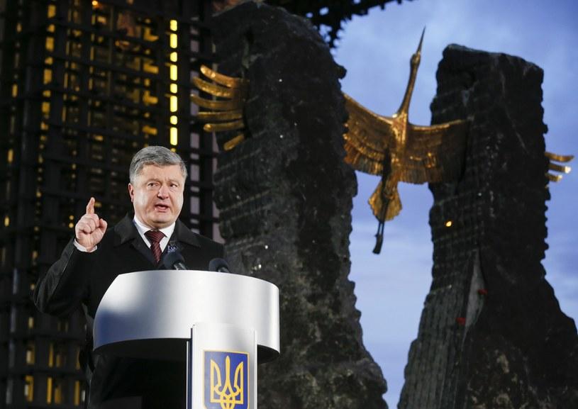 Prezydent Ukrainy Petro Poroszenko: Nie zapomnimy pomocy Castro dla dzieci Czarnobyla /PAP/EPA